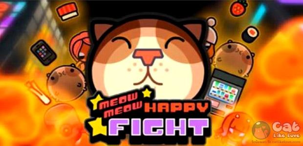 Meow Meow Happy Fight…ยิงรัวอย่าได้ท้อ สู้ต่อไปนะเจ้าแมวเหมียว!!!