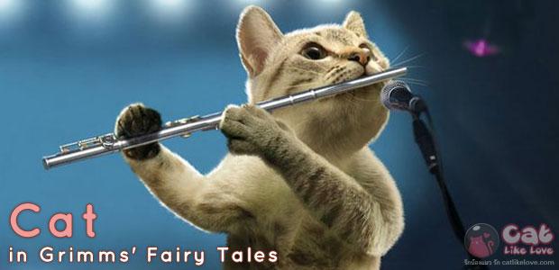 แมวเหมียวกับเทพนิยายกริมม์ !!! ฉลองครบรอบ 200 ปี
